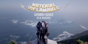 Gritando en Silencio anuncia el lanzamiento de su nuevo disco, 'Material Inflamable', el próximo 9 de noviembre