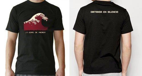 Camiseta LaEdaddeMierda