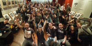 Gritando en Silencio culminan por lo alto su gira de Showcase + firmas